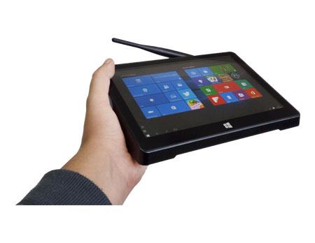 Mini PC Bluetech Touch Intel® Quad Core 2GB DDR3L, HD 32GB eMMC, HDMI, Wifi b/g/n, Gráficos HD Intel, Windows 10 + Android, Tela 8.9 pol  - Engemicro