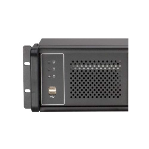 Gabinete rack Nilko NK301 3U Single front, 19 pol. 50cm - NK031130-A001  - Engemicro