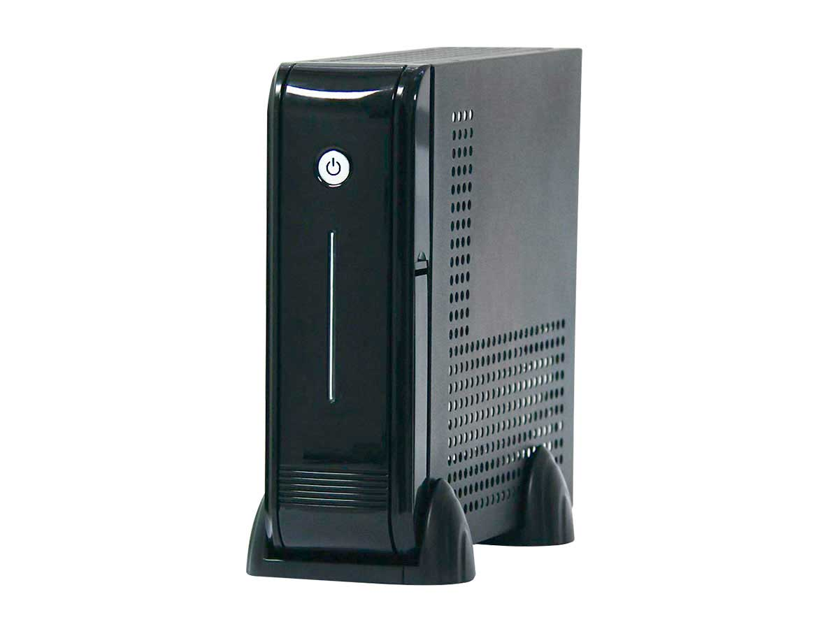 Mini PC Blue 2KV3 Intel® Celeron Dual Core J3060, 4GB DDR3, SSD 120GB, HDMI, VGA, USB 3.0, Rede Gigabit  - Engemicro
