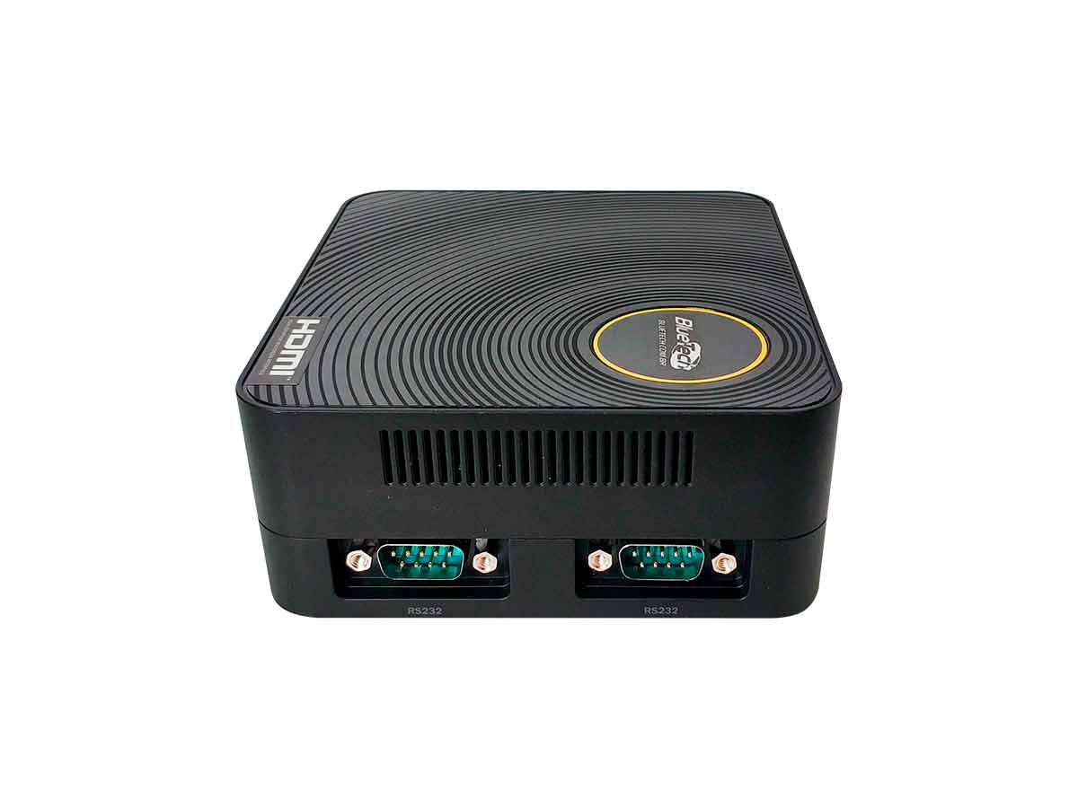 Mini PC NUC LV Core i3 , Memória 4GB DDR4, HD 500GB, Mini Display Port, HDMI, 4x Seriais, Wifi  - Engemicro