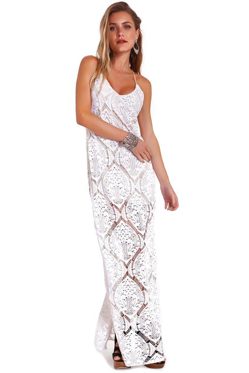 Vestido Gobi Off White