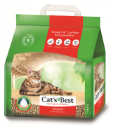 Cats Best Biodegradável 2,1/ 8,6 / 17,2 kg