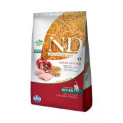 N&D Frango Kitten Low Grain 400g, 1,5 kg