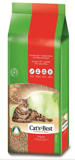 Cats Best Biodegradável 2,1/ 8,6 / 17,2 kg