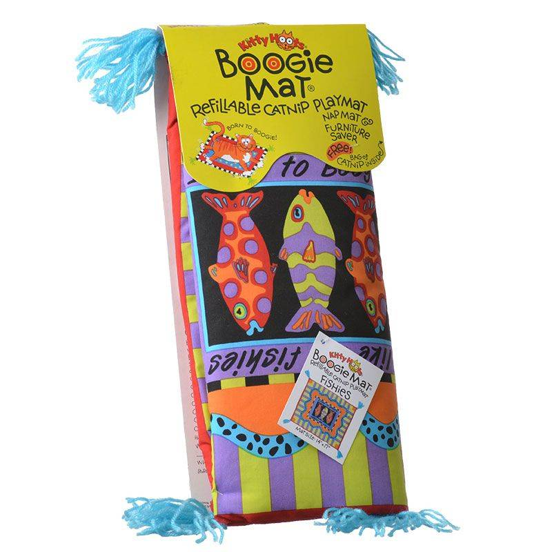 Boogie Mat Fat Cat