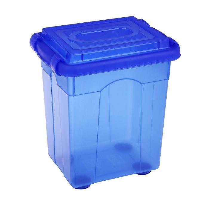Caixa de armazenamento para ração 26,5 Litros