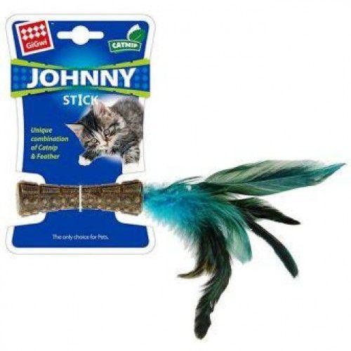 Johnny Stick prensado catnip