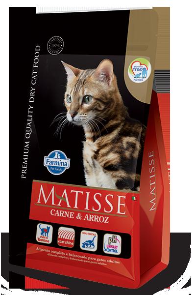 Matisse Carne & Arroz 10,1 Kg