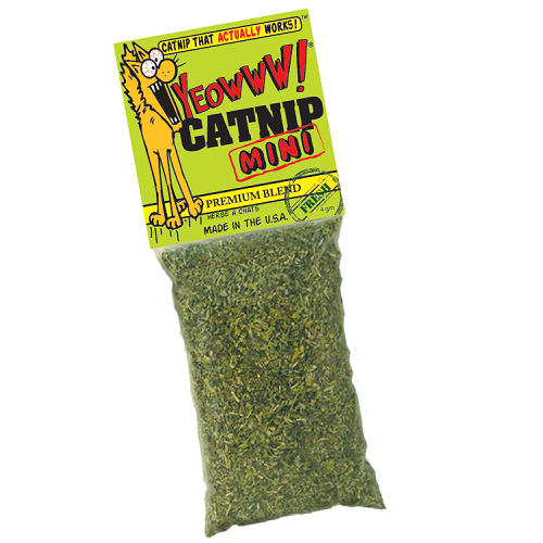 Mini Sache Catnip Yeowww 4g