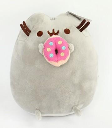 Pusheen Donut em pelúcia