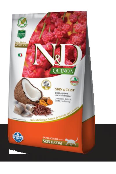 Quinoa Skin & Coat Peixe
