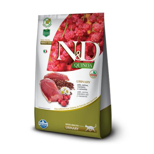 Quinoa Urinary Pato