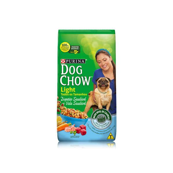 Ração Nestlé Purina Dog Chow Light Todas as Raças