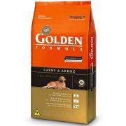 Ração  Golden Formula Cães Adultos Carne e Arroz