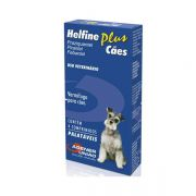 Helfine Plus para Cães - 4 comprimidos