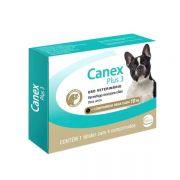 Vermifugo Canex Plus 3 para Cães até 10 kg - 4 Comprimidos