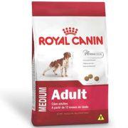 Ração Royal Canin Medium Adult para Cães Adultos de Raças Médias a partir de 12 Meses de Idade