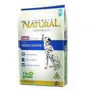 Ração Adimax Pet Formula Natural Sensitive para Cães de Paladar Sensível de Porte Médio e Grande 14kg