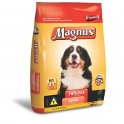 Ração Adimax Pet Magnus Premium Carne para Cães Filhotes