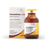 TERRAMICINA LA 20 ML OXITETRACICLINA - ZOETIS