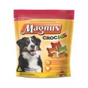 Biscoito Adimax Pet Magnus Croc Mix para Cães