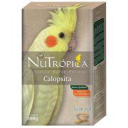 Ração Nutrópica Natural para Calopsita