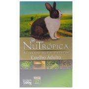Ração Nutrópica para Coelho Adulto - 500gr