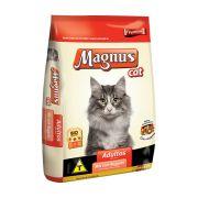 Ração Magnus Cat Premium Mix com Nuggets para Gatos Adultos
