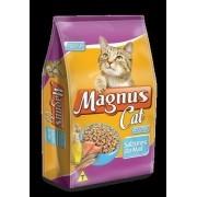 Magnus Cat Premium Gatos Adultos Sabores do Mar