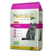Ração Adimax Pet Formula Natural para Gatos Castrados 7kg