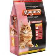 Ração Adimax Pet Magnus Super Premium Salmão e Arroz para Gatos Castrados