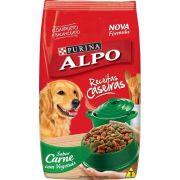Ração Seca Nestlé Purina Alpo Receitas Caseiras Carne com Vegetais para Cães