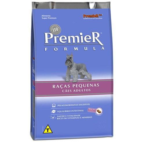 Ração Premier Pet Formula Cães Adultos Raças Pequenas
