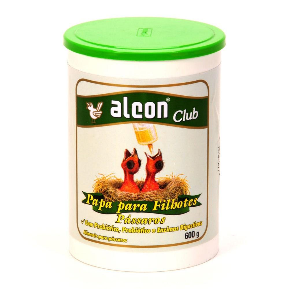 Ração Alcon Club Papa para Filhotes de Pássaros - 600gr