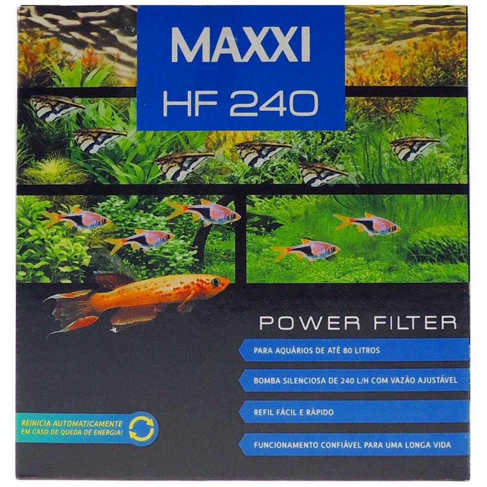 Filtro Maxxi Power 240 Litros/hora HF-240