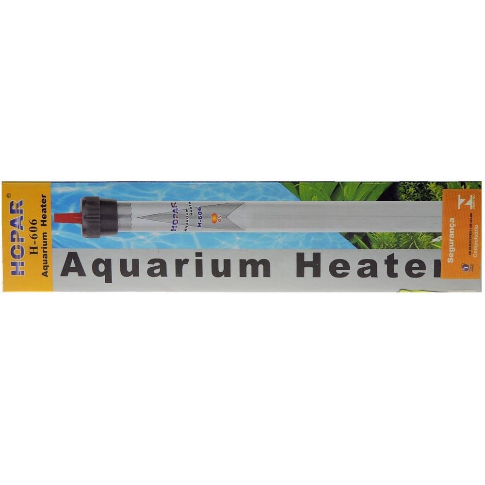 Termostato Hopar Quartz H-606 de 75W