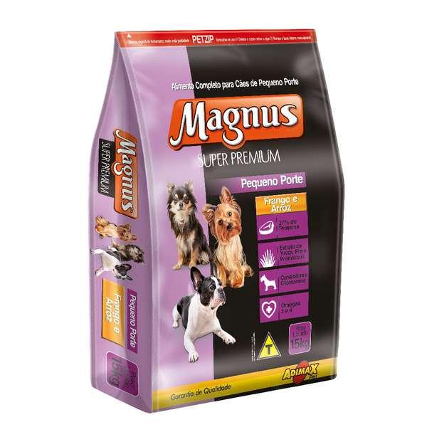 Ração Adimax Pet Magnus Super Premium para Cães de Pequeno Porte