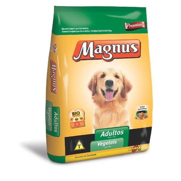 Ração Adimax Pet Magnus Vegetais para Cães Adultos