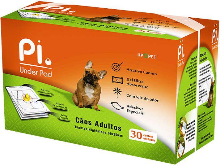Tapete Higiênico Sanitário Para Cães Adultos Pi Under Pet