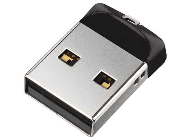 Pen Drive 16GB - Sandisk - Cruzer Fit