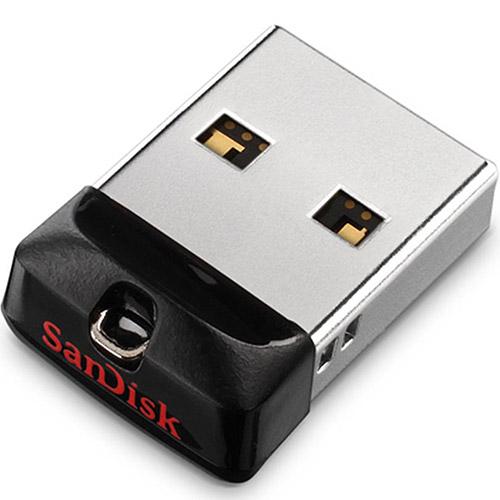 Pen Drive 8GB - Sandisk - Cruzer Fit