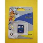 SD 4GB classe 4 SDHC de memória Flash Card 4G Markvision