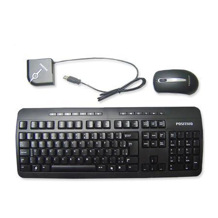 Am530 Kit Benq Teclado Mouse Sem Fio