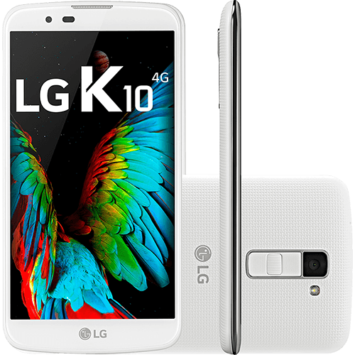 Smartphone LG K10 Dual Chip Android 6 Tela 5.3