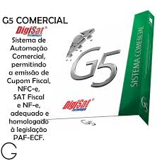 Sistema Comercial G5  Emissão nota fiscal eletrônica