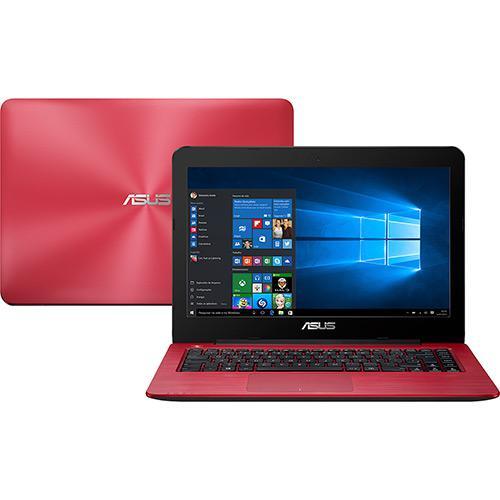 Notebook Asus Z450LA-WX010T com Intel® Core™ i3-4005U, 4GB, 1TB, Gravador de DVD, Leitor de Cartões, HDMI, Wireless, Bluetooth, 14