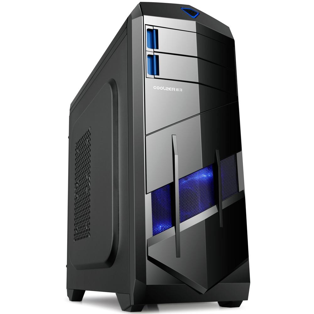 Gabinete Bluecase Gamer BG-023 2 Baias sem Fonte