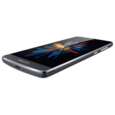 Celular Smartphone TP-LINK NEFFOS C5 Cinza - Dual Chip, 4G, Tela 5, Câmera 8MP + Frontal 5MP,Quad-Core 1.3 GHZ, 16GB, 2GB RAM, Android 5.1