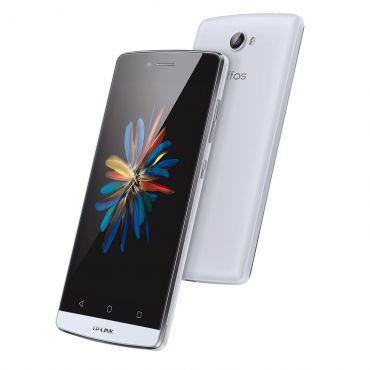 Celular Smartphone TP-LINK NEFFOS C5 Branco - Dual Chip, 4G, Tela 5, Câmera 8MP + Frontal 5MP,Quad-Core 1.3 GHZ, 16GB, 2GB RAM, Android 5.1