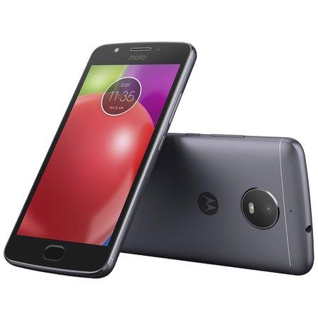Smartphone Motorola Moto E4, 16GB, Dual, 8MP, 4G, Titânio